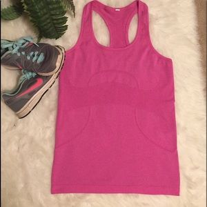 Lululemon racer back exercise tank